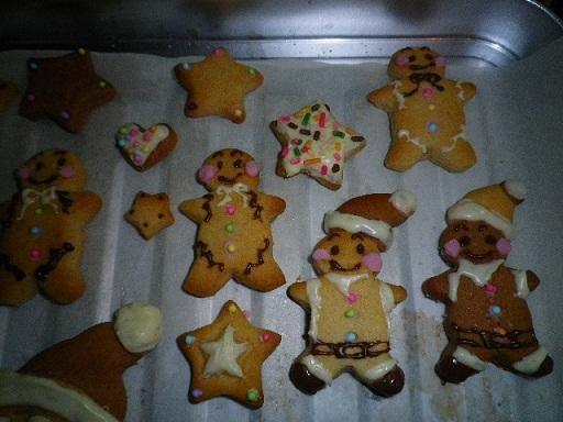 サンタさんのクッキー人形!!.jpg